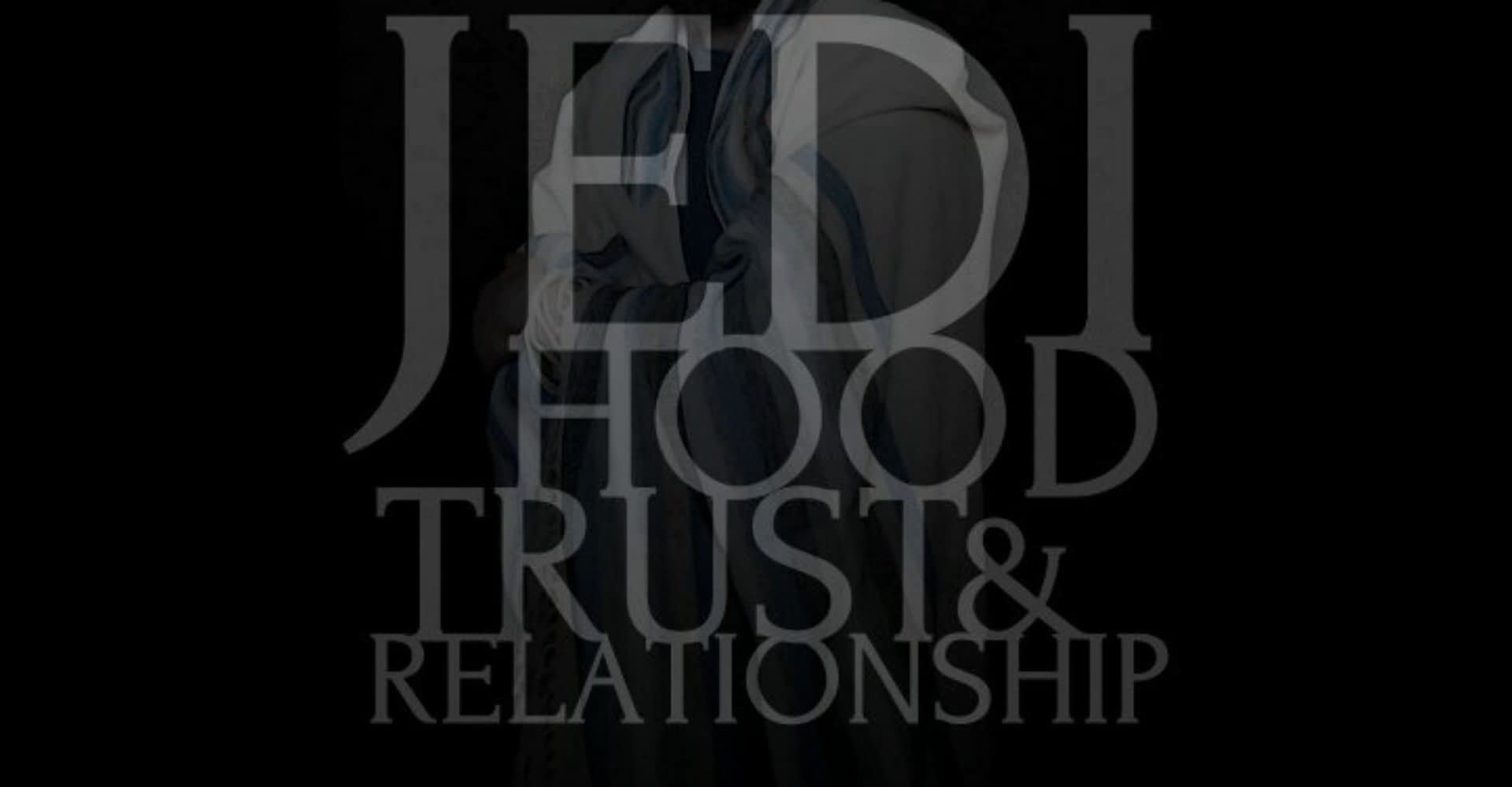 Jedihood Series Banner Background