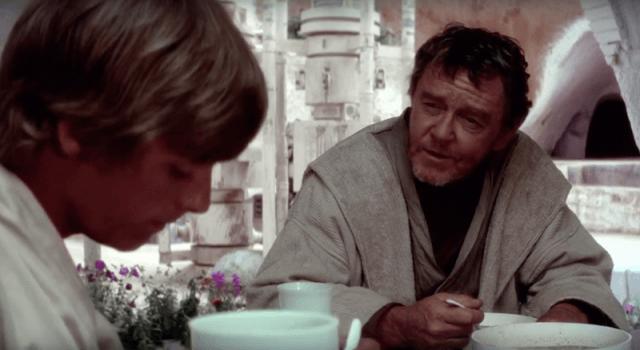Luke Argues with Uncle Owen