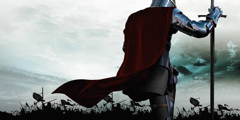 Knight Humble Kneeling